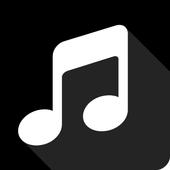 Dark Music Player ♫ icon