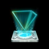 Hologram 3D Showcase icon