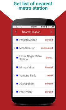 Delhi Metro Route Map & Fare, Dtc Bus Number Guide screenshot 2