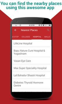 Delhi Metro Route Map & Fare, Dtc Bus Number Guide screenshot 4