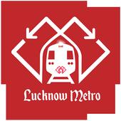 Lucknow Metro Route Map & Fare icon