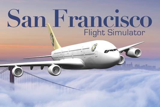 San Francisco Flight Simulator poster