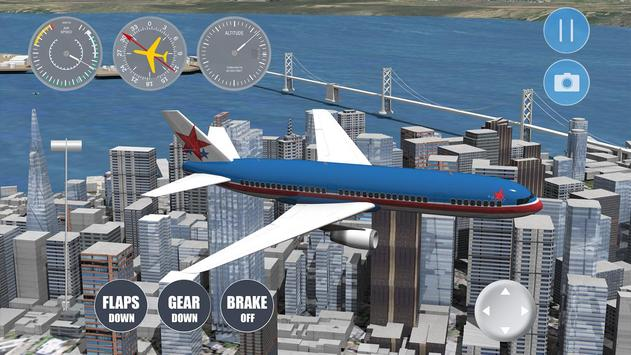San Francisco Flight Simulator screenshot 11