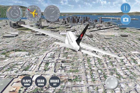 San Francisco Flight Simulator screenshot 1