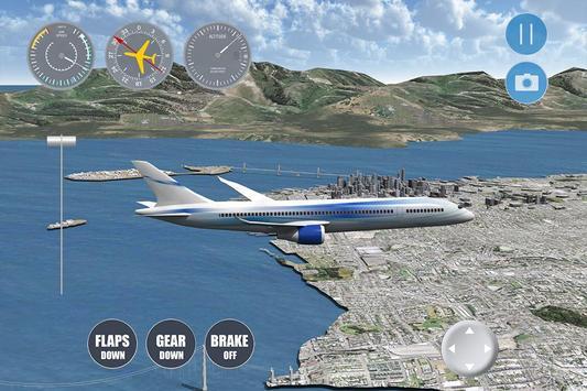 San Francisco Flight Simulator screenshot 2