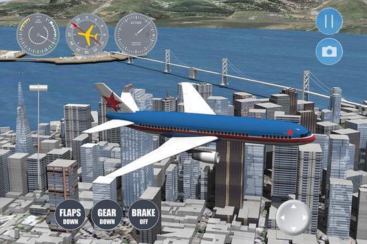 San Francisco Flight Simulator screenshot 3