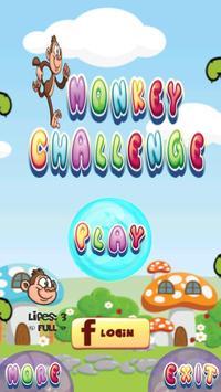 Monkey Challenge poster