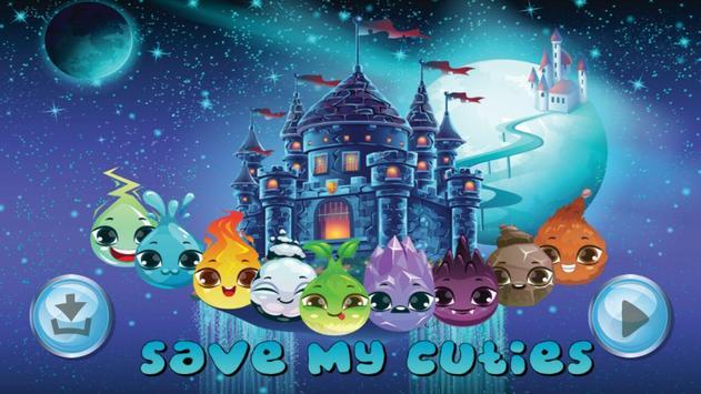 Save My Cuties poster