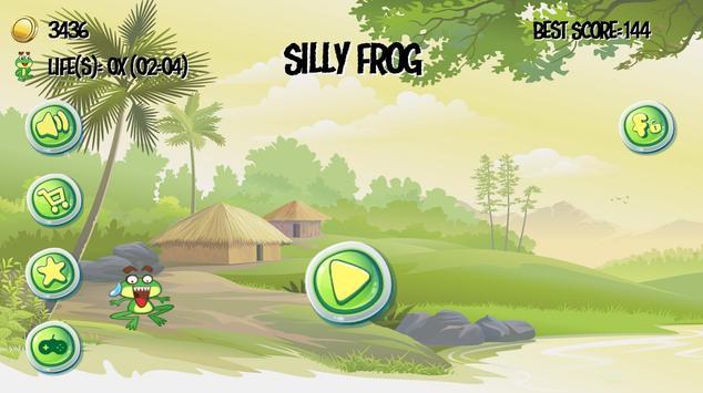 Silly Frog screenshot 2