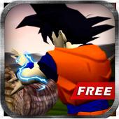 Batle of xenoverse - Goku Super Ultimate Run icon