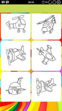Car Coloring Pages Plus screenshot 2