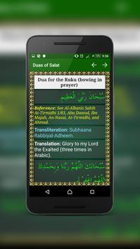 Dua of Salat apk screenshot