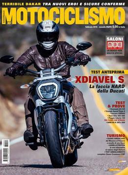 Motociclismo poster