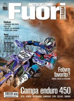 Motociclismo Fuoristrada poster