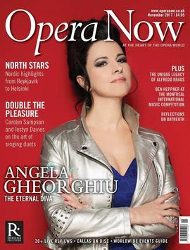 Opera Now poster