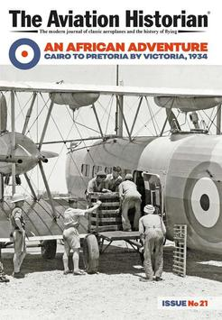 The Aviation Historian poster