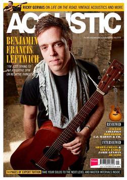 Acoustic Magazine poster