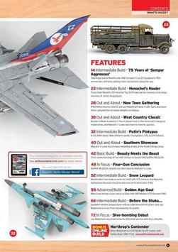 Airfix Model World Magazine apk screenshot