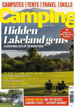 Camping Magazine apk screenshot