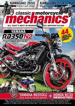 Classic Motorcycle Mechanics poster