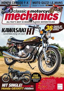 Classic Motorcycle Mechanics apk screenshot