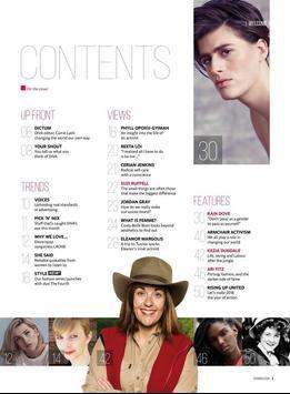 DIVA Magazine apk screenshot