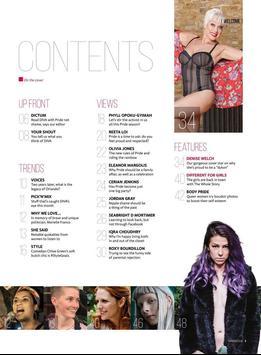 DIVA Magazine screenshot 10