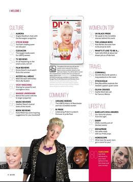 DIVA Magazine screenshot 11