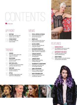 DIVA Magazine screenshot 5