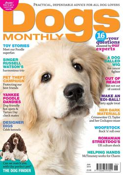 Dogs Monthly Magazine apk screenshot