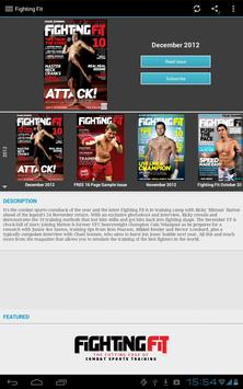 Fighting Fit poster