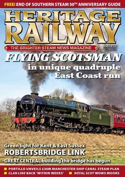 Heritage Railway poster