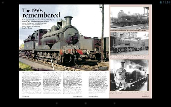 Heritage Railway Magazine apk screenshot