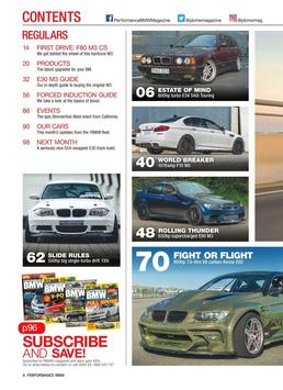 Performance BMW screenshot 8