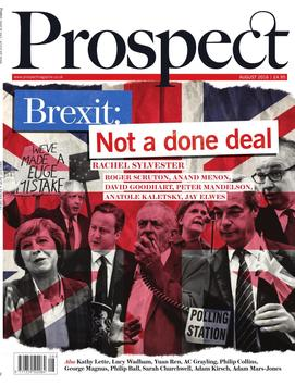 Prospect Magazine apk screenshot