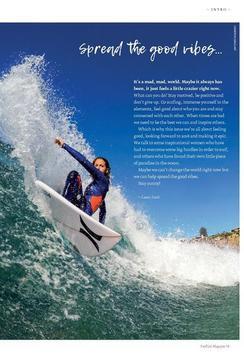 SurfGirl Magazine poster