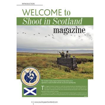 Shoot in Scotland apk screenshot