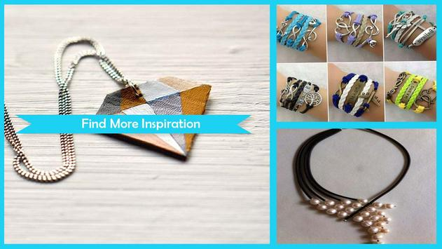 Cool DIY Leather Necklace Tutorial screenshot 1