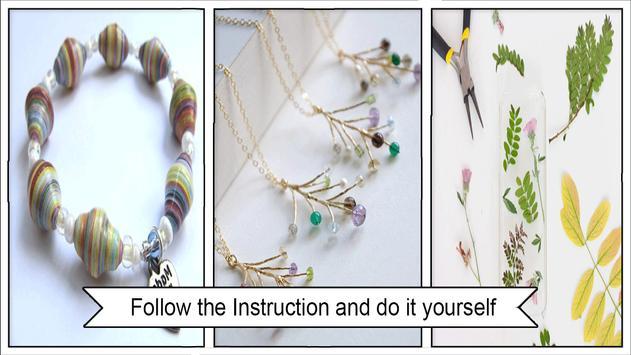 Stunning DIY Botanical Jewelry poster