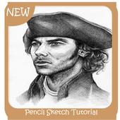 Easy Pencil Sketch Tutorial icon