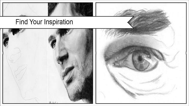 Easy Pencil Sketch Tutorial poster