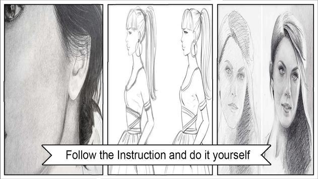 Easy Pencil Sketch Tutorial screenshot 2