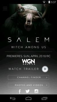 Salem WGNA poster
