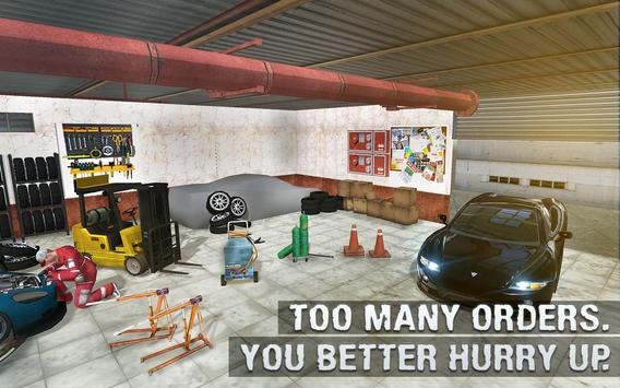Real Car Mechanic Workshop Sim screenshot 13
