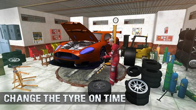Real Car Mechanic Workshop Sim screenshot 5