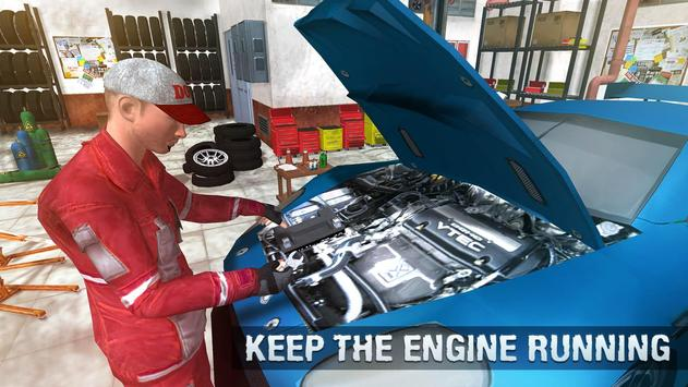 Real Car Mechanic Workshop Sim screenshot 6