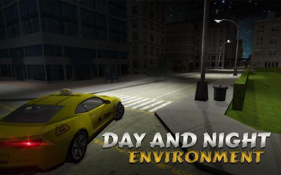 Amazing Taxi Driving Sim 2017 apk screenshot