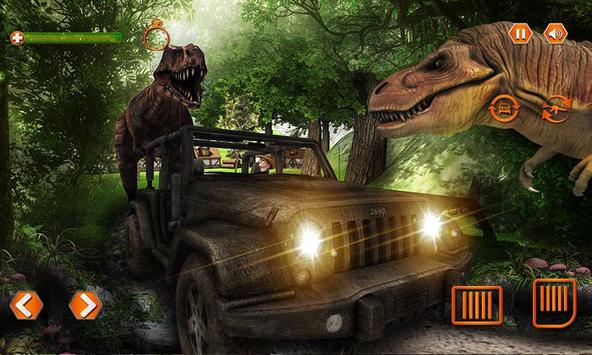 Dinosaur Shooting Park 2017 3D apk screenshot