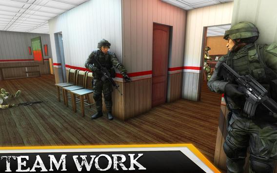 SWAT Anti Terrorist Commando screenshot 10