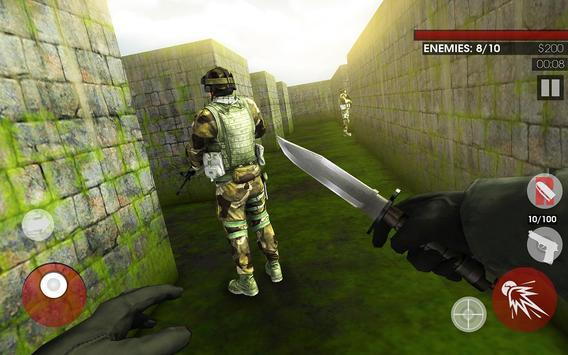 SWAT Anti Terrorist Commando screenshot 12